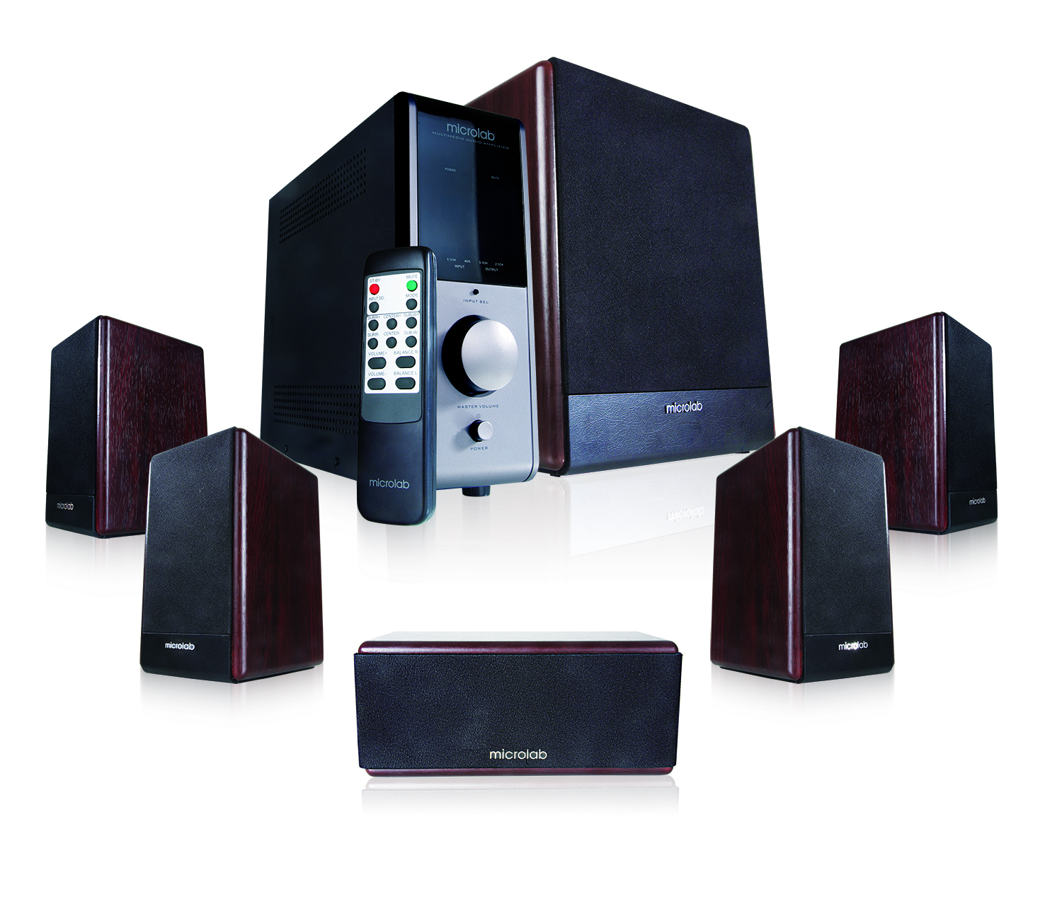 FC 730 | 5 1 system | Products | Microlab  Just listen